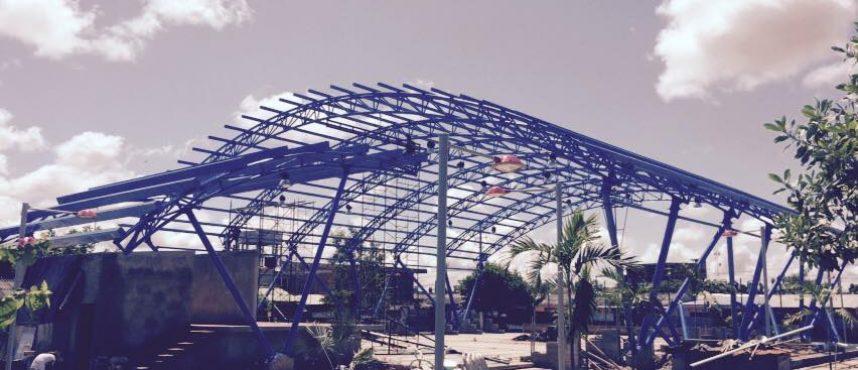 Fabricación y Montaje de Estructuras Metálicas