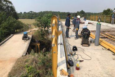 Barandas puente Patio Bonito (META)